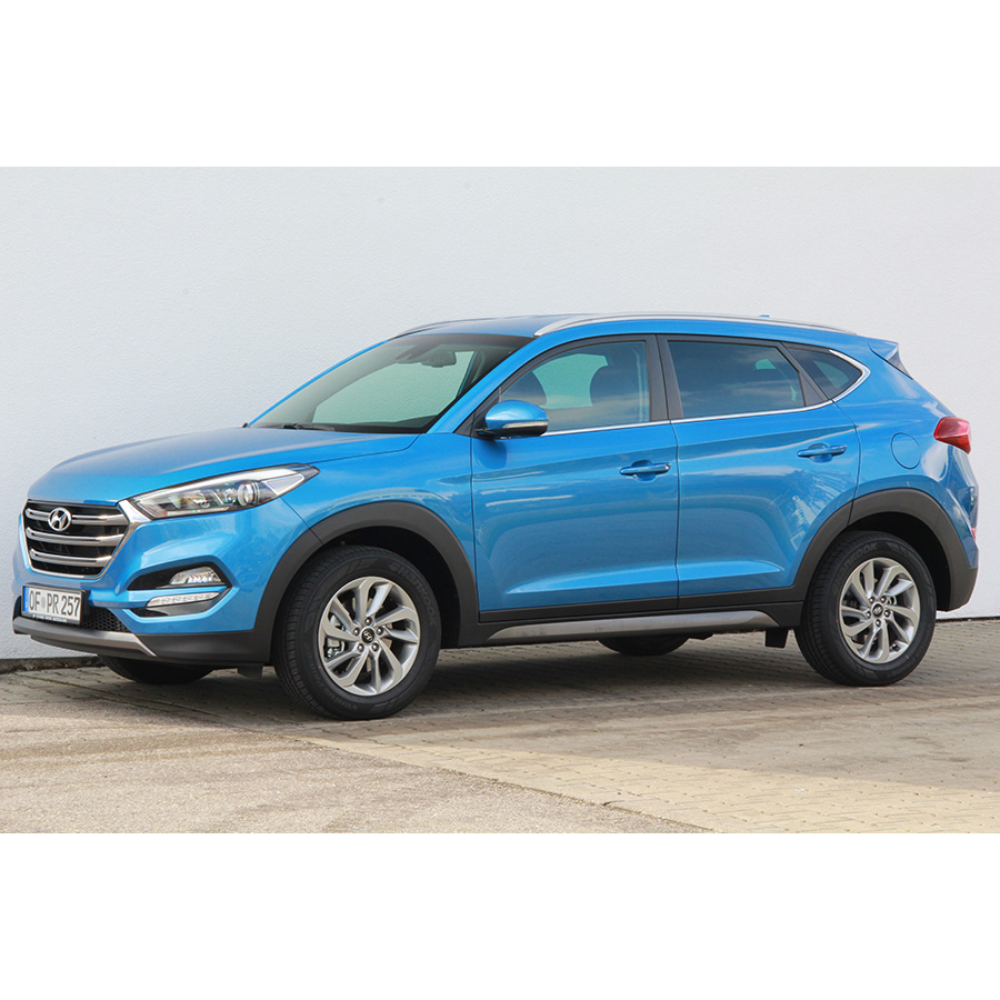 test hyundai tucson 1 7 crdi 115 2wd comparatif suv 4x4 crossover ufc que choisir. Black Bedroom Furniture Sets. Home Design Ideas