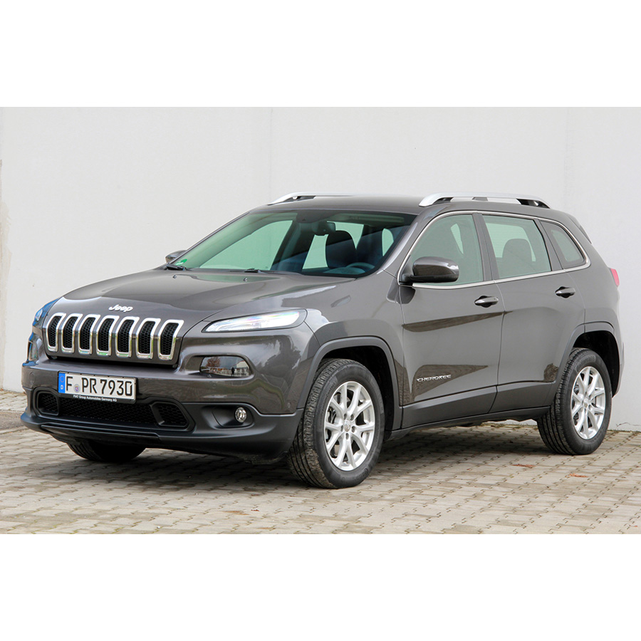 test jeep cherokee 2 0l multijet ii 140 4x2 comparatif. Black Bedroom Furniture Sets. Home Design Ideas