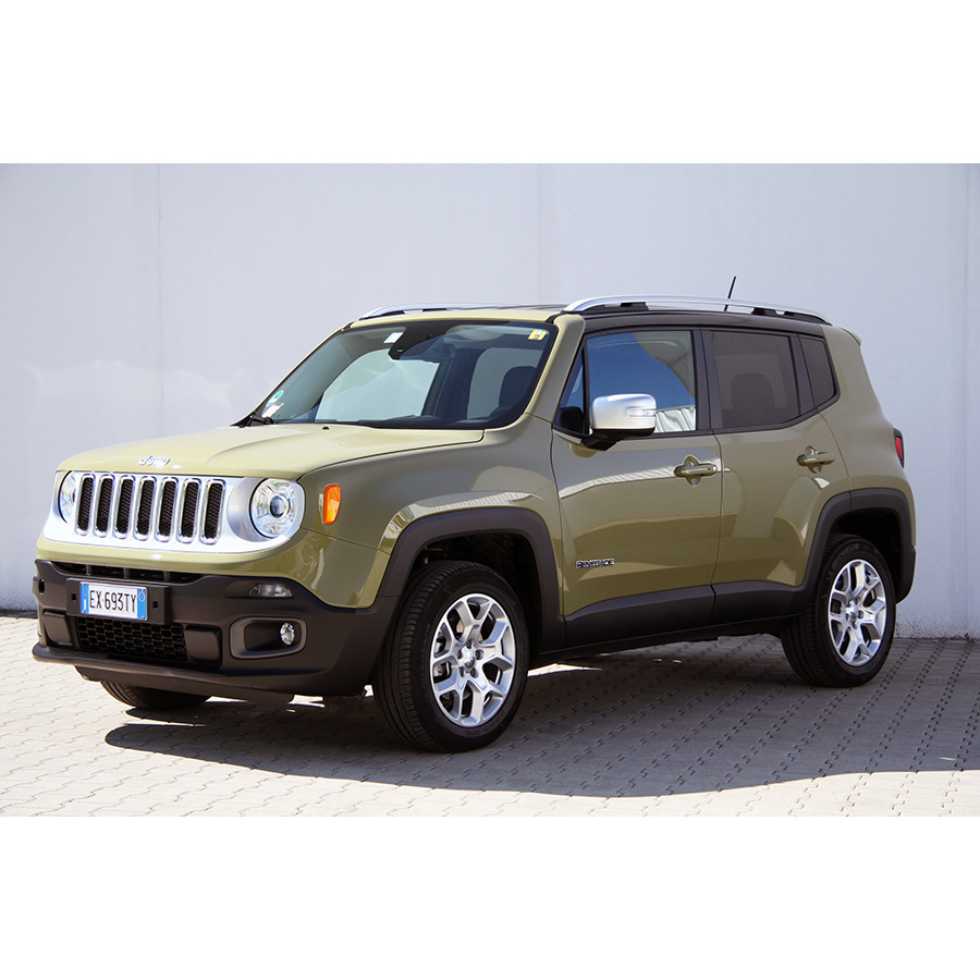 test jeep renegade 2 0 i multijet s s 140 ch 4x4 a. Black Bedroom Furniture Sets. Home Design Ideas