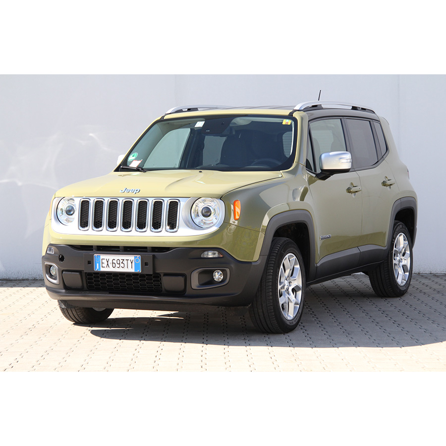 Jeep Renegade 2.0 I Multijet S&S 140 ch 4x4 A -