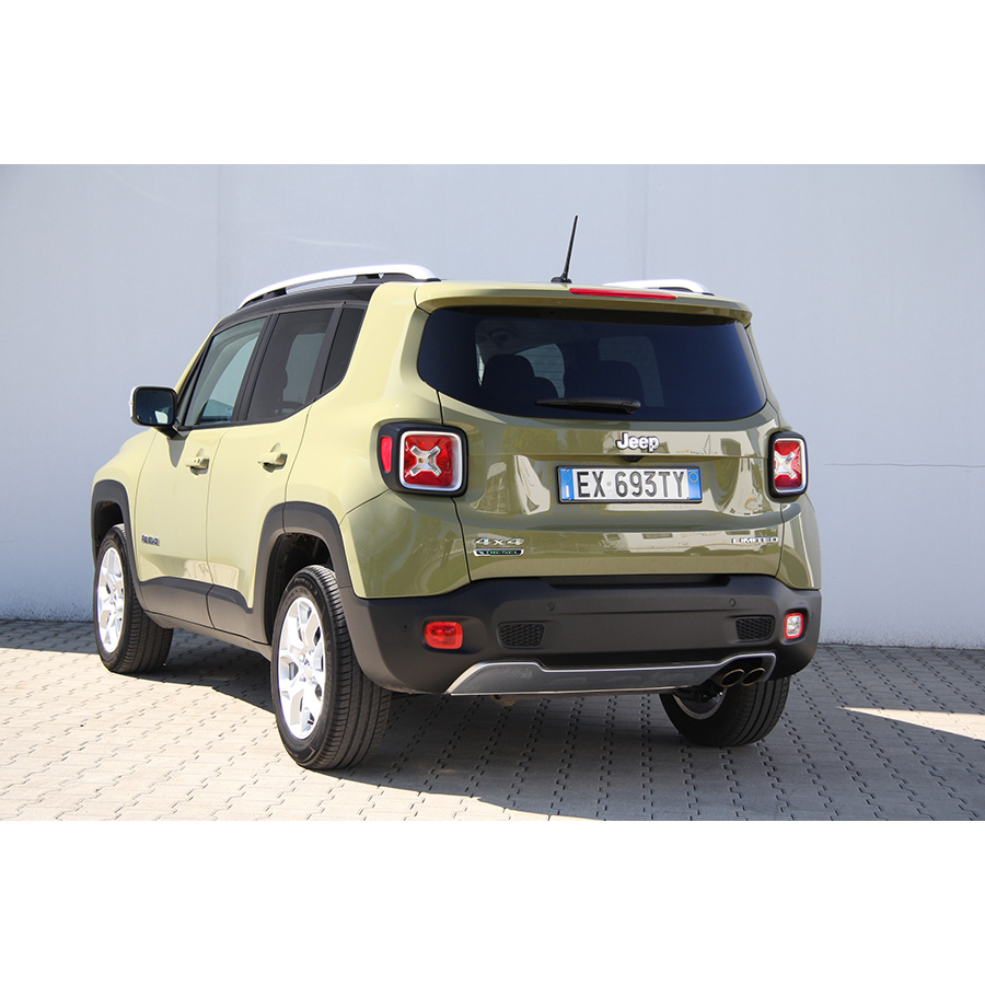 test jeep renegade 2 0 i multijet s s 140 ch 4x4 a comparatif suv 4x4 crossover ufc que. Black Bedroom Furniture Sets. Home Design Ideas