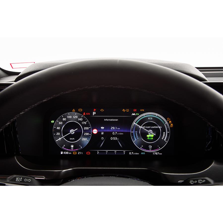 Kia Sorento 1.6 T-GDi 180 ch ISG/Electrique 91 ch BVA6 -