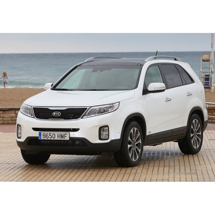 test kia sorento 2 2 crdi 197 4x4 comparatif suv 4x4. Black Bedroom Furniture Sets. Home Design Ideas