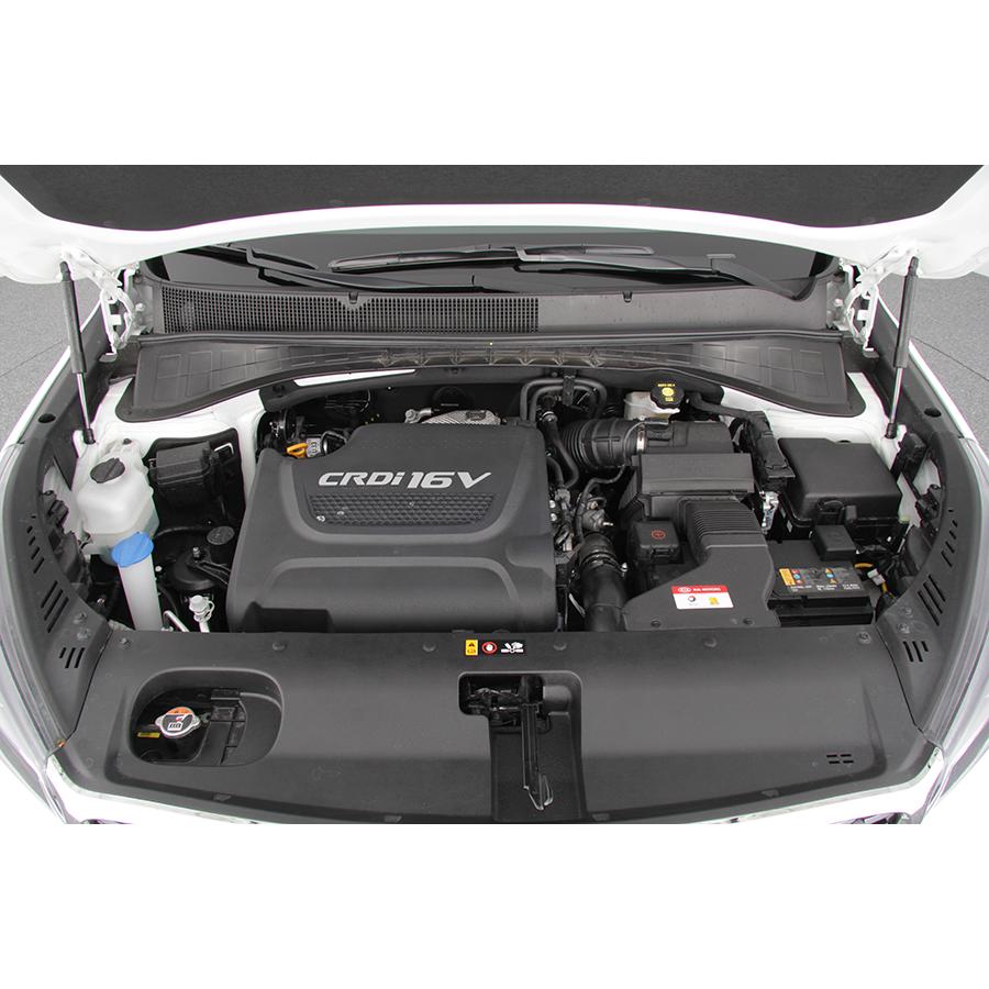 Kia Sorento 2.2 CRDI 200 ch ISG 4x4 BVA8 -