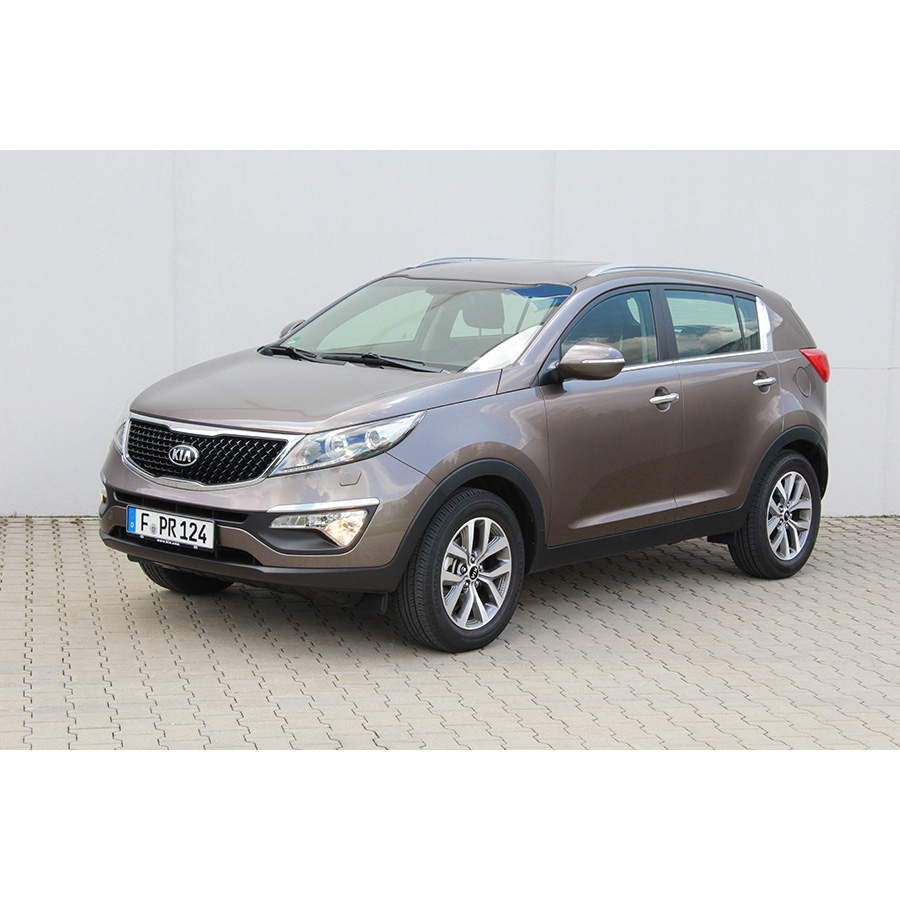 test kia sportage 1 6 gdi 135 isg 4x2 comparatif suv 4x4 crossover ufc que choisir. Black Bedroom Furniture Sets. Home Design Ideas