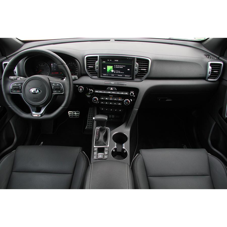 Kia Sportage 1.6 T-GDi 177 4x4 DCT7 -