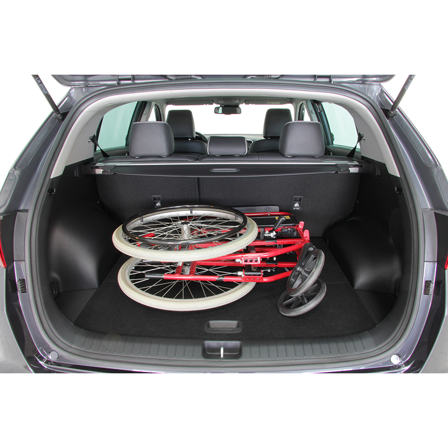 Kia Sportage 2.0 CRDi 136 4x4 -