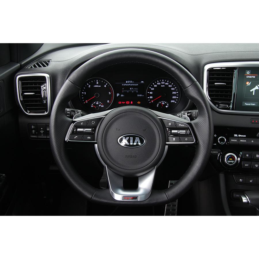Kia Sportage 2.0 CRDi 185 ISG 4x4 BVA8 -