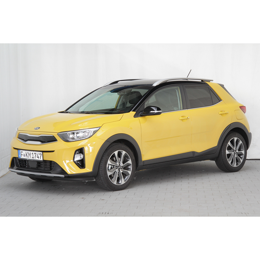 test kia stonic 1 0 t gdi 120 ch comparatif suv 4x4 crossover ufc que choisir. Black Bedroom Furniture Sets. Home Design Ideas