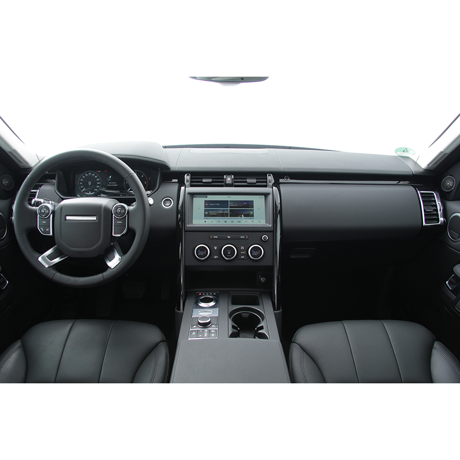 Land Rover Discovery Mark I Td6 3.0 258 ch -