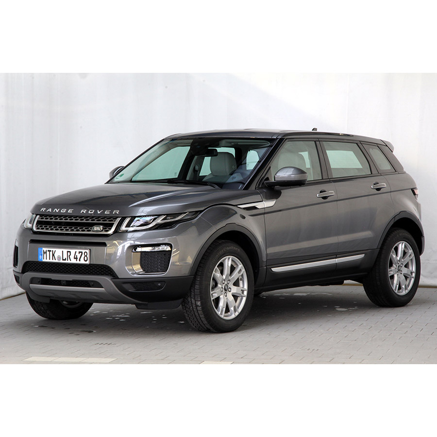 Land Rover Range Rover Evoque Mark III TD4 180 A -