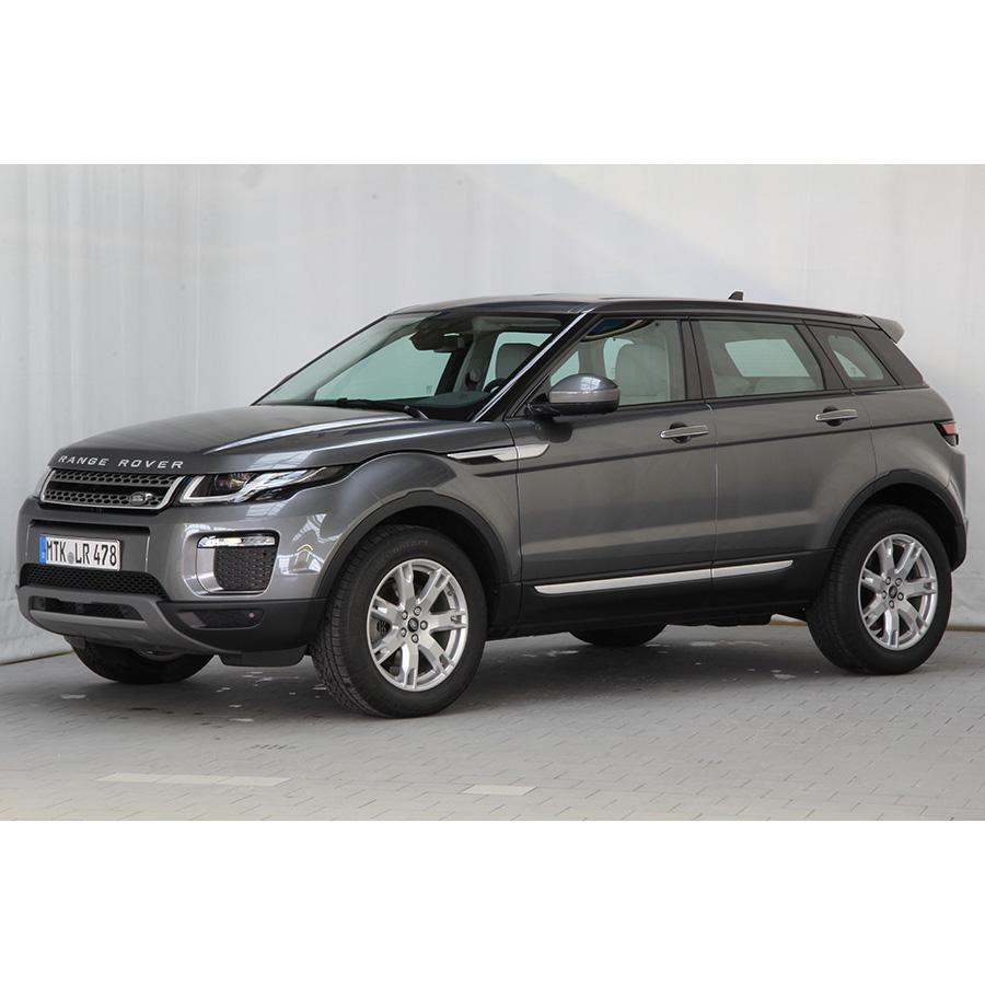 Test Land Rover Range Rover Evoque Mark III TD4 180 A