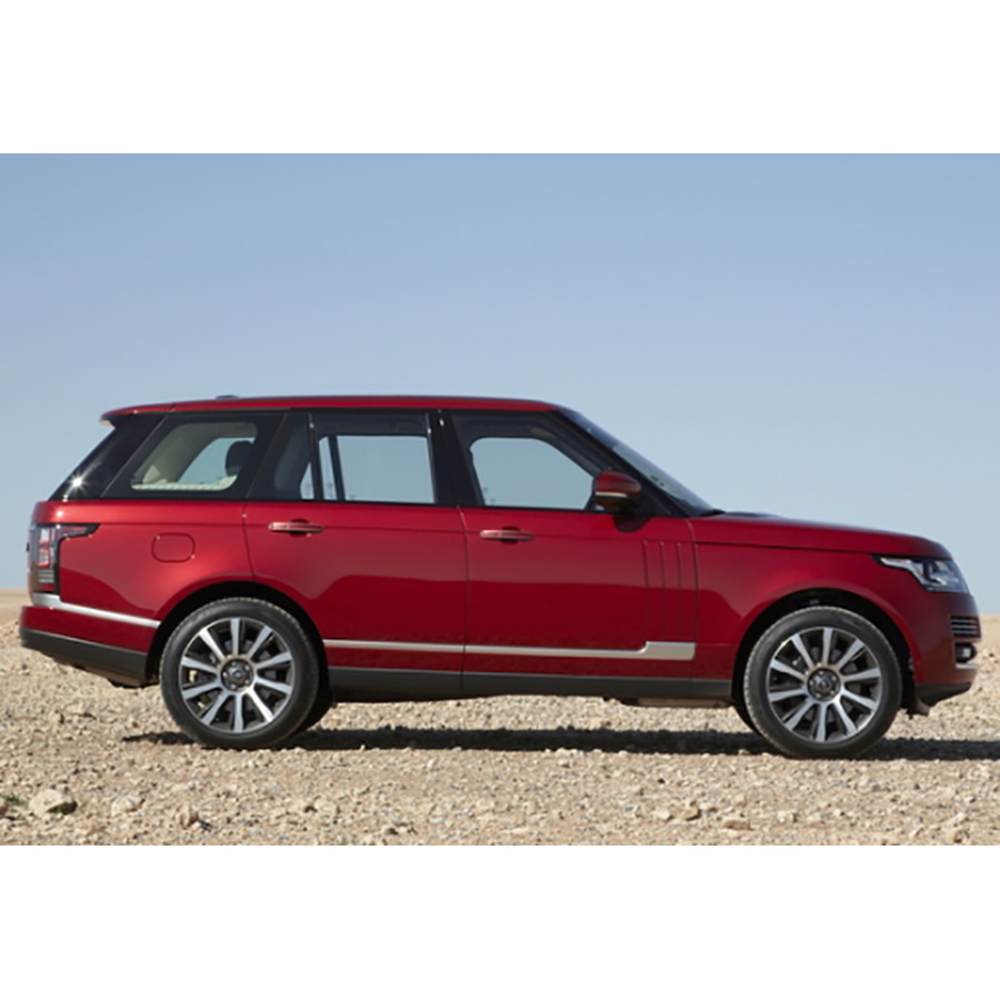 Test Land Rover Range Rover Mark I SDV8 4.4L