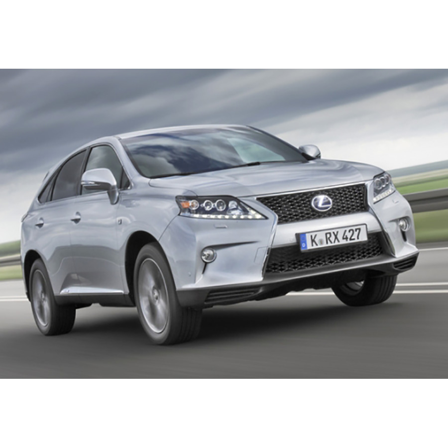 test lexus rx 450h 3 5 v6 299 awd comparatif suv 4x4. Black Bedroom Furniture Sets. Home Design Ideas
