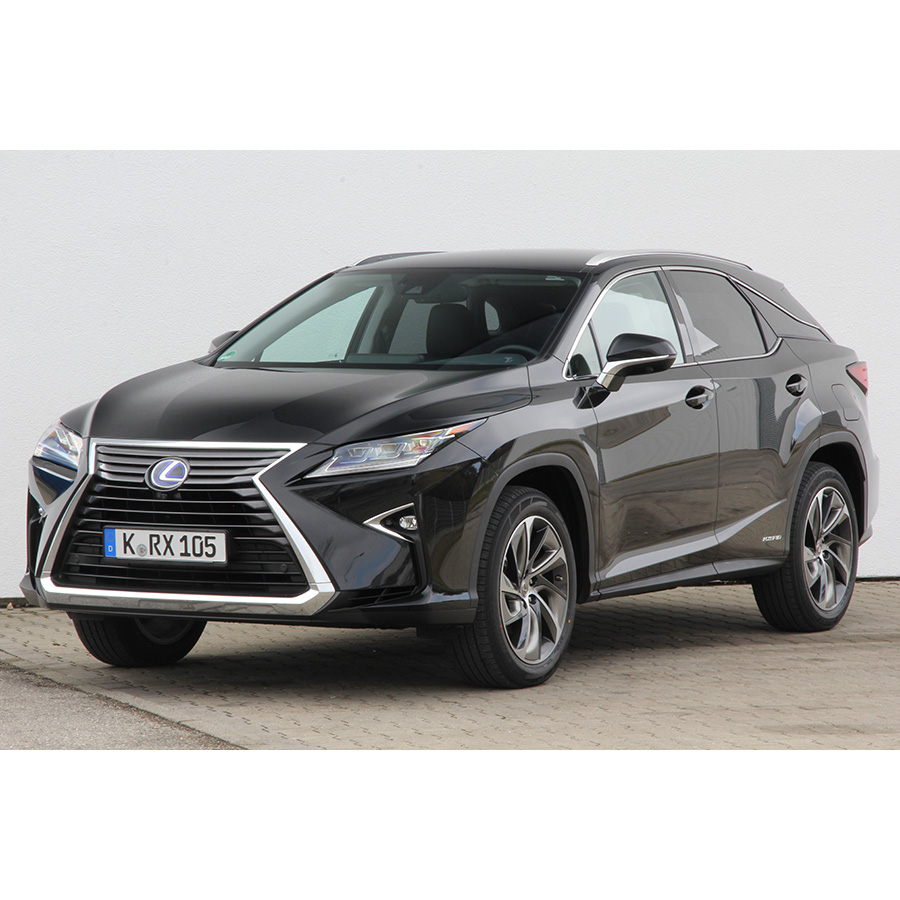 test lexus rx 450h 3 5 v6 313 e four e cvt comparatif suv 4x4 crossover ufc que choisir. Black Bedroom Furniture Sets. Home Design Ideas