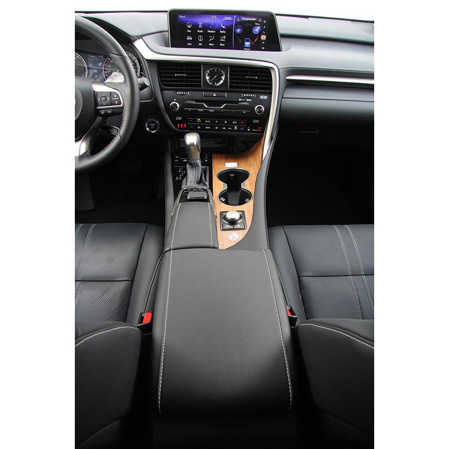 Lexus RX 450h 3.5 V6 313 E-Four E-CVT -