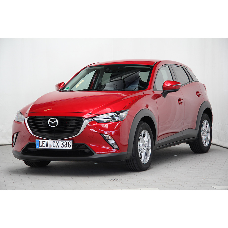 test mazda cx 3 1 5l skyactiv d 105 4x2 comparatif suv. Black Bedroom Furniture Sets. Home Design Ideas