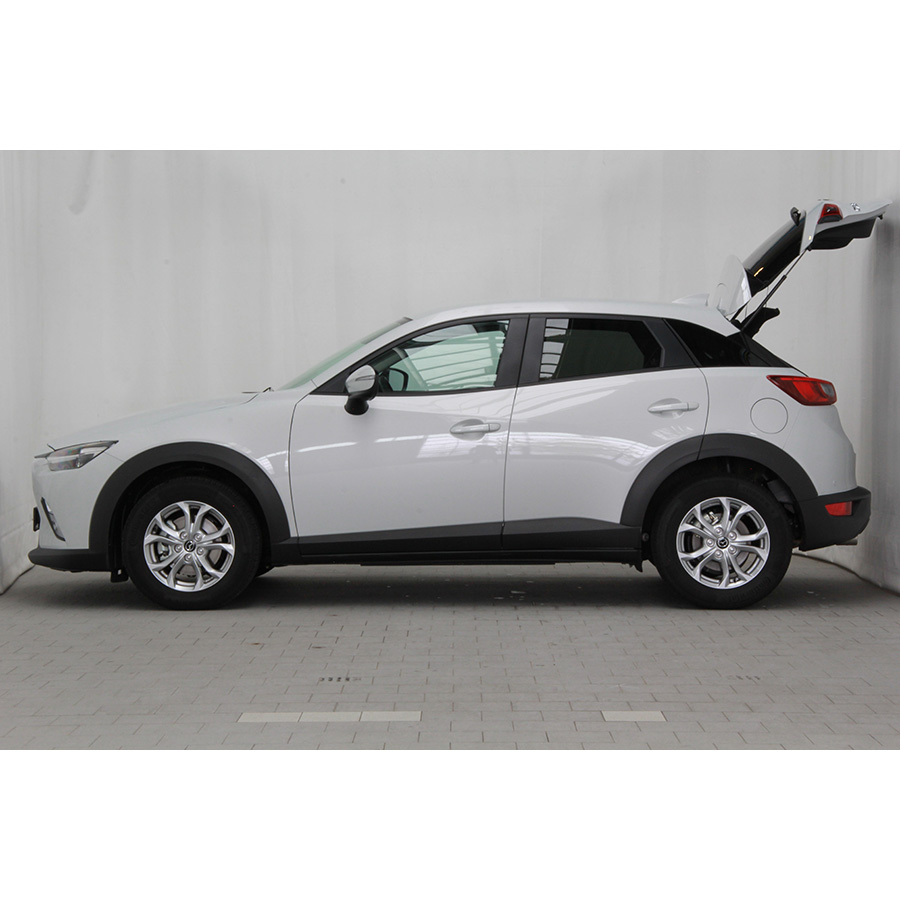 test mazda cx 3 2 0l skyactiv g 120 4x2 comparatif suv 4x4 crossover ufc que choisir. Black Bedroom Furniture Sets. Home Design Ideas
