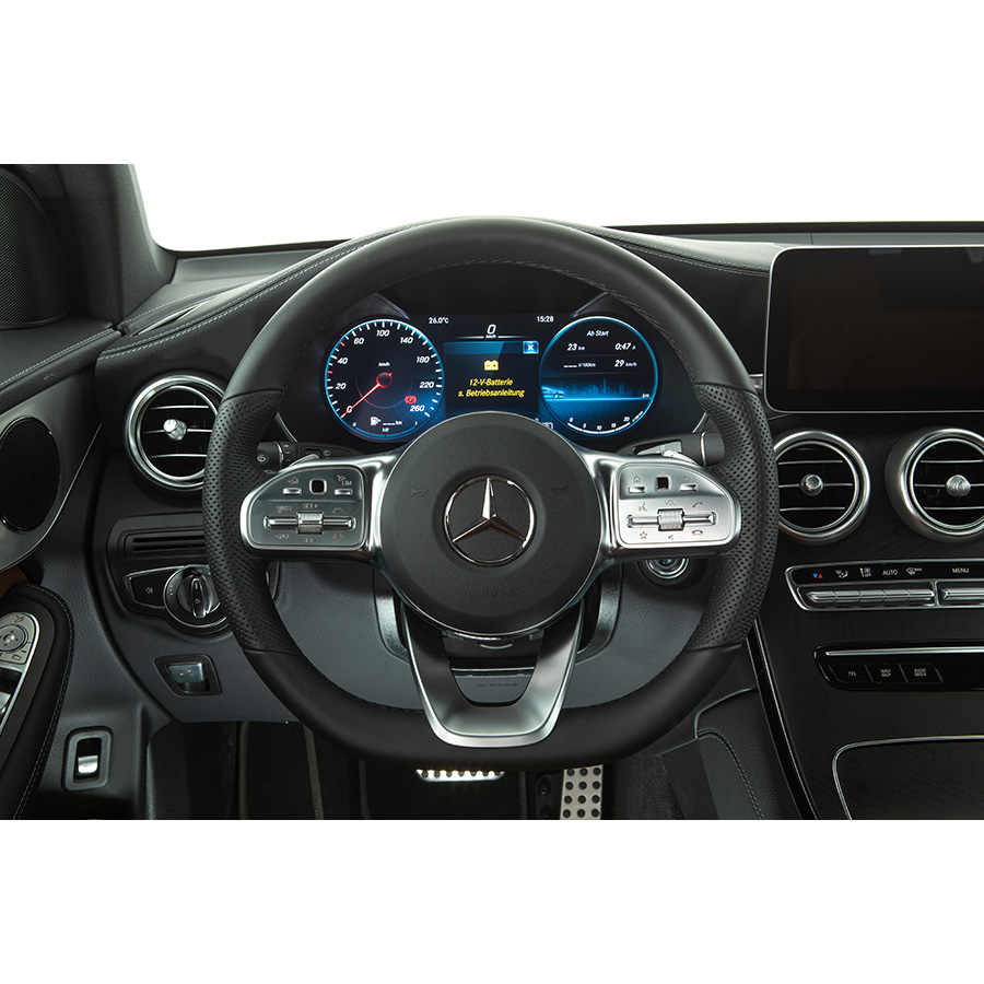 Mercedes GLC 220 d 9G-Tronic 4Matic -