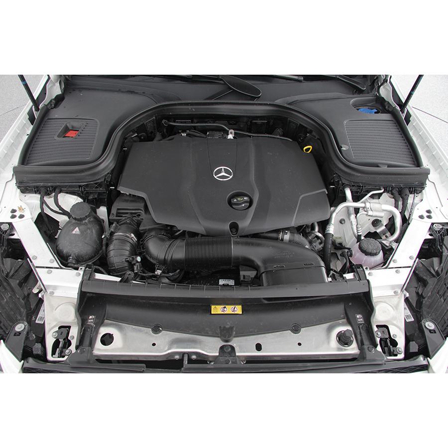 Mercedes Classe GLC 220 d 9G-Tronic 4Matic -