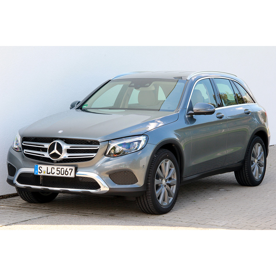 test mercedes classe glc 250 d 4matic a comparatif suv 4x4 crossover ufc que choisir. Black Bedroom Furniture Sets. Home Design Ideas
