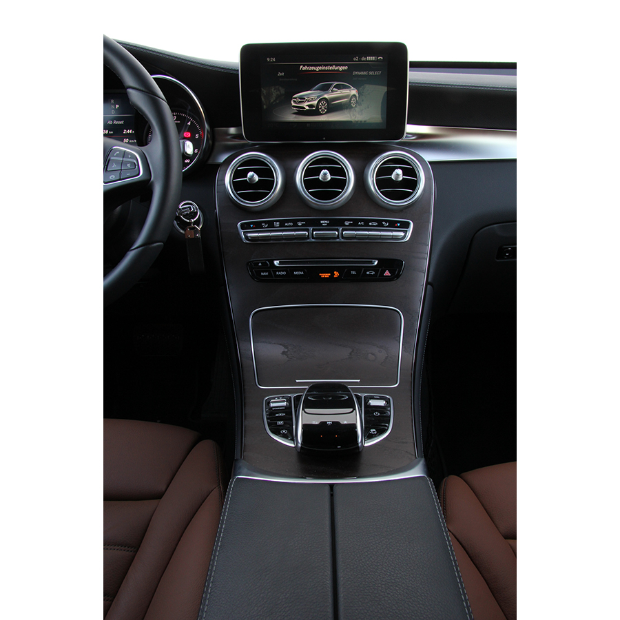 Mercedes GLC Coupé 250 d 9G-Tronic 4Matic -