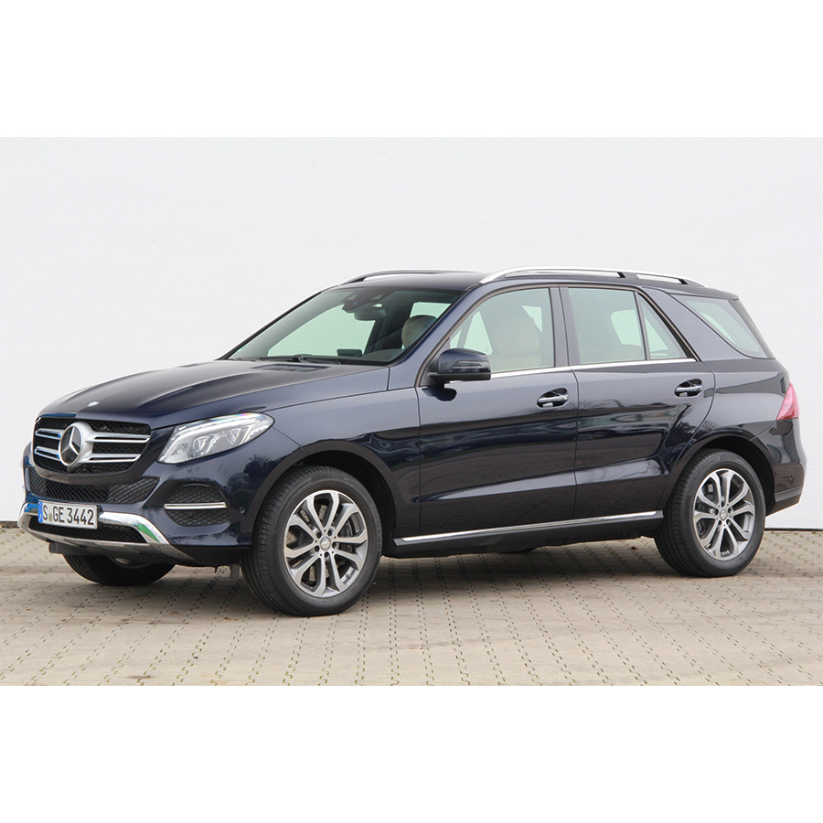 test mercedes classe gle 250 d a comparatif suv 4x4 crossover ufc que choisir. Black Bedroom Furniture Sets. Home Design Ideas