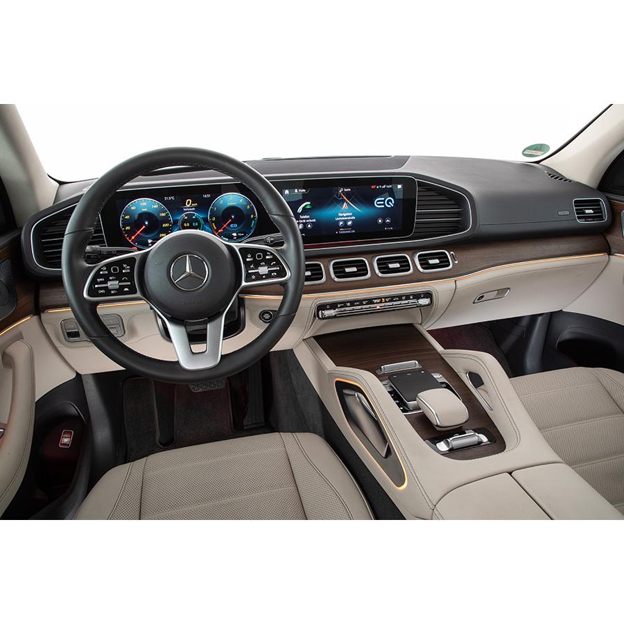 Mercedes GLE 350 de EQ POWER 9G-Tronic 4Matic -