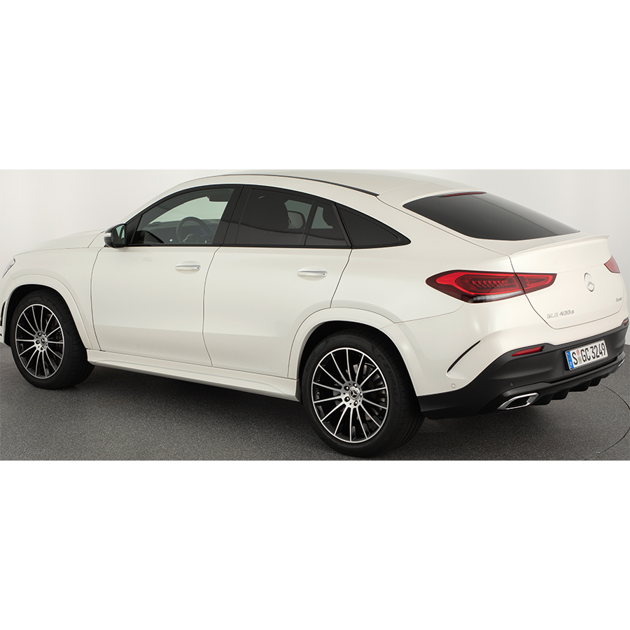 Mercedes GLE Coupé 400 d 9G-Tronic 4Matic -