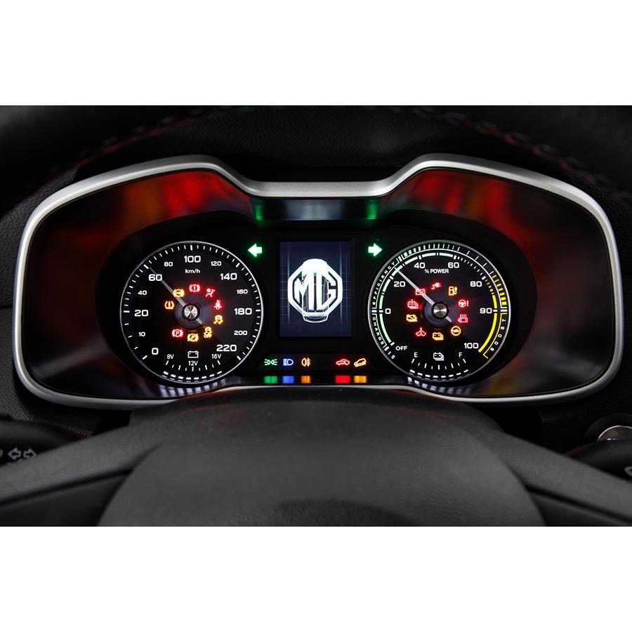 MG ZS EV -