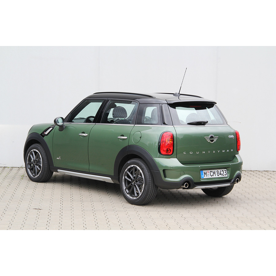 test mini countryman 190 ch cooper s all4 comparatif suv. Black Bedroom Furniture Sets. Home Design Ideas