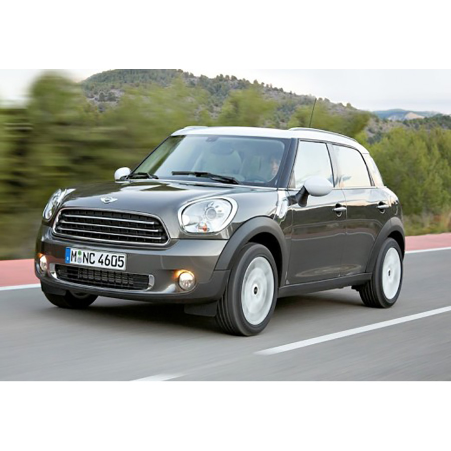 test mini countryman 143 ch cooper sd comparatif suv. Black Bedroom Furniture Sets. Home Design Ideas