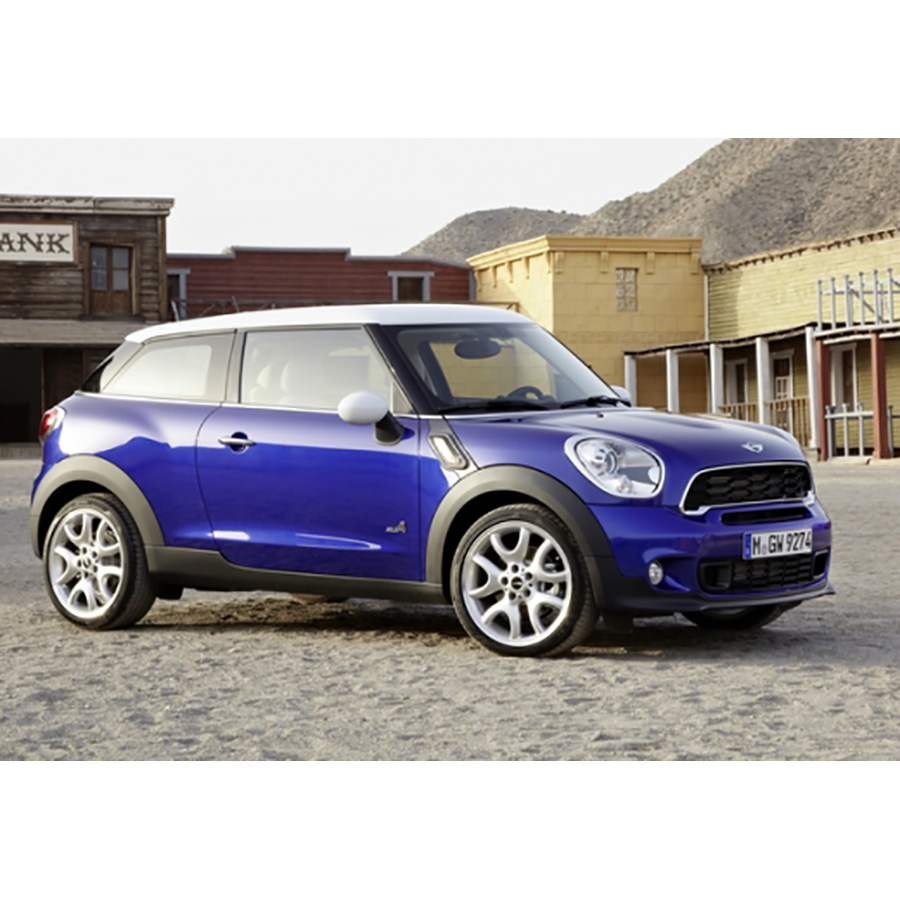 test mini paceman 184 ch comparatif suv 4x4 crossover ufc que choisir. Black Bedroom Furniture Sets. Home Design Ideas