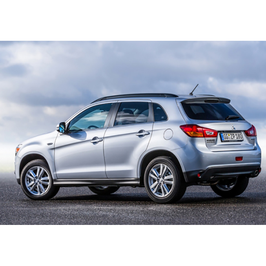 test mitsubishi asx 2 2 di d 150ch 4x4 a comparatif suv. Black Bedroom Furniture Sets. Home Design Ideas