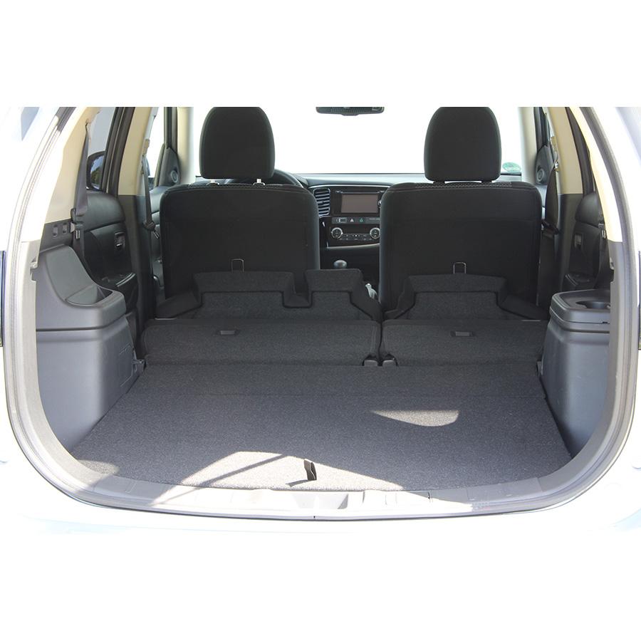 Mitsubishi Outlander 2.0l 150 2WD -