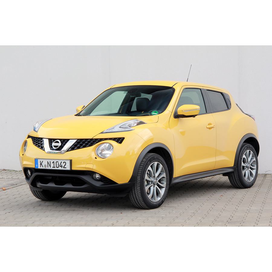test nissan juke 1 2 me dig t 115 start stop system comparatif suv 4x4 crossover ufc que. Black Bedroom Furniture Sets. Home Design Ideas