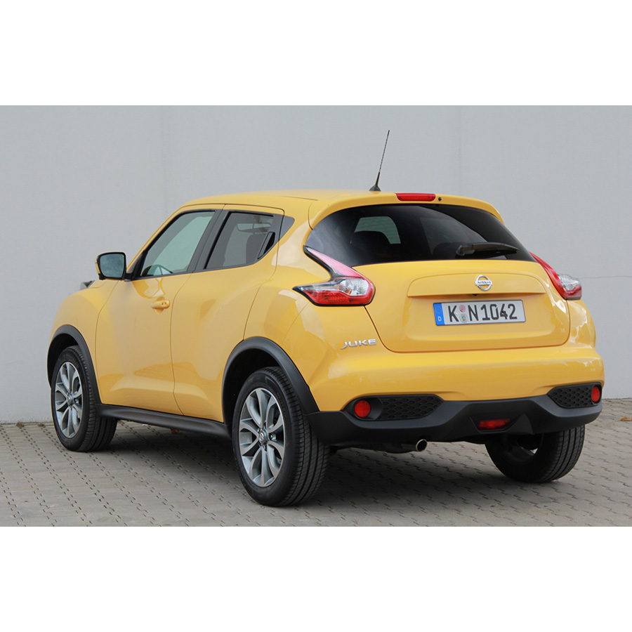 test nissan juke dig t 115 start stop system comparatif suv 4x4 crossover ufc que choisir. Black Bedroom Furniture Sets. Home Design Ideas