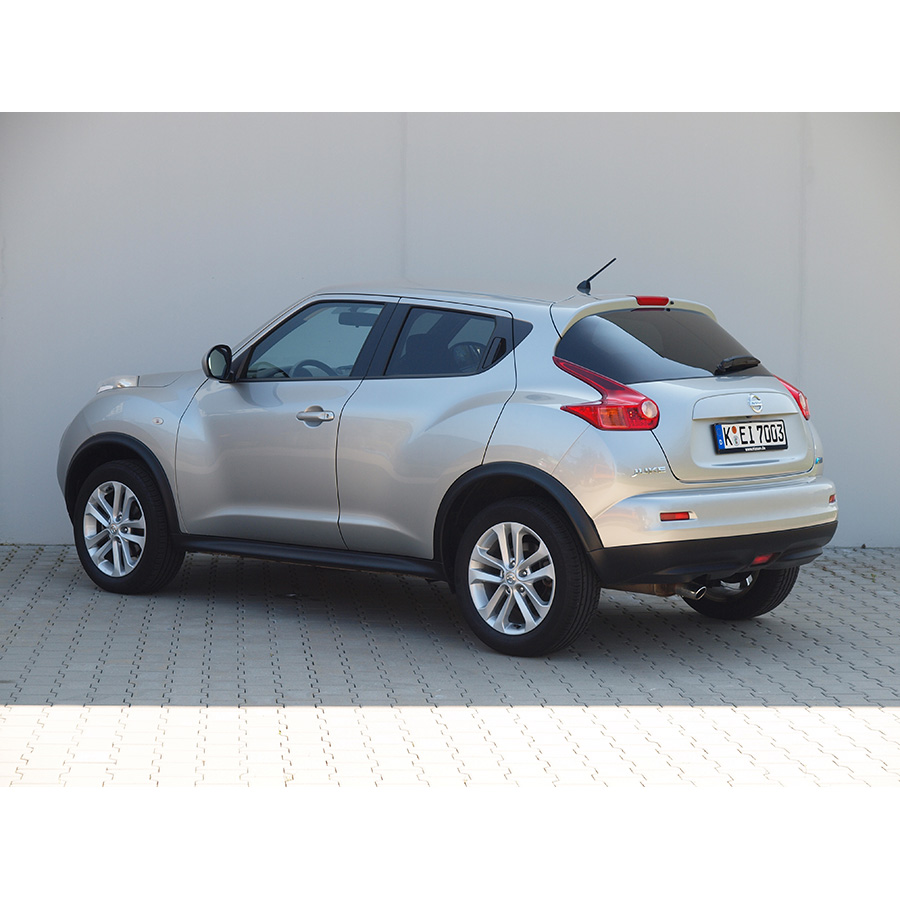 test nissan juke 1 5 dci 110 comparatif suv 4x4. Black Bedroom Furniture Sets. Home Design Ideas