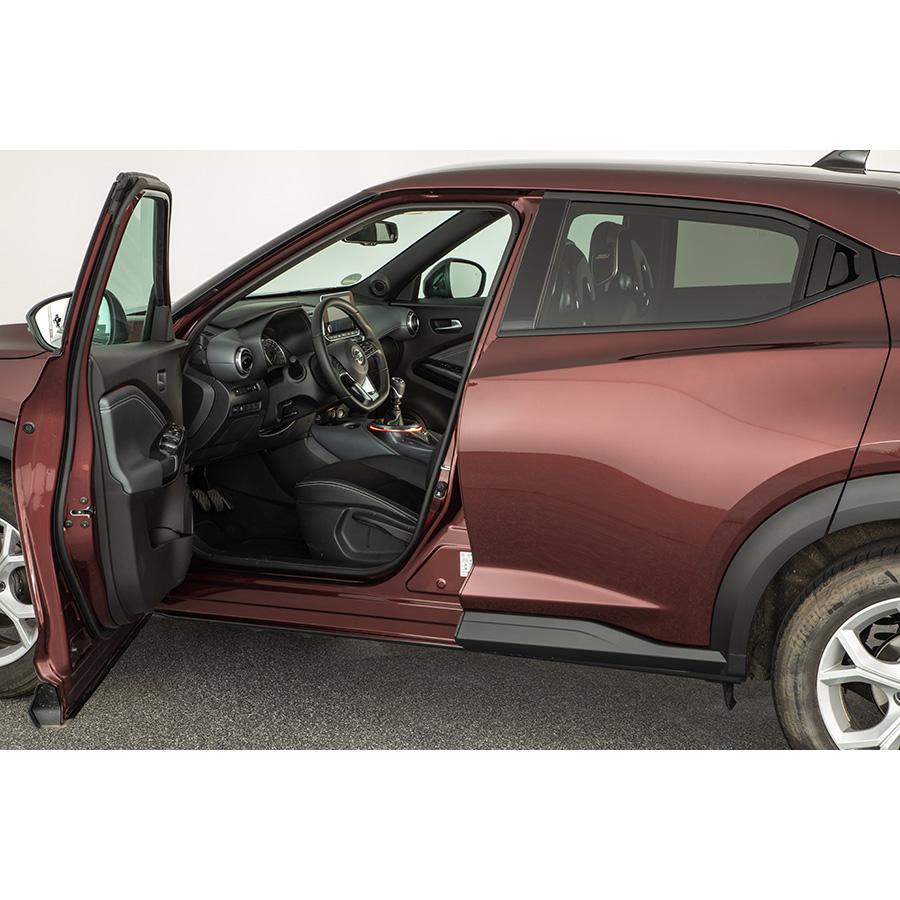 Nissan Juke DIG-T 117 -