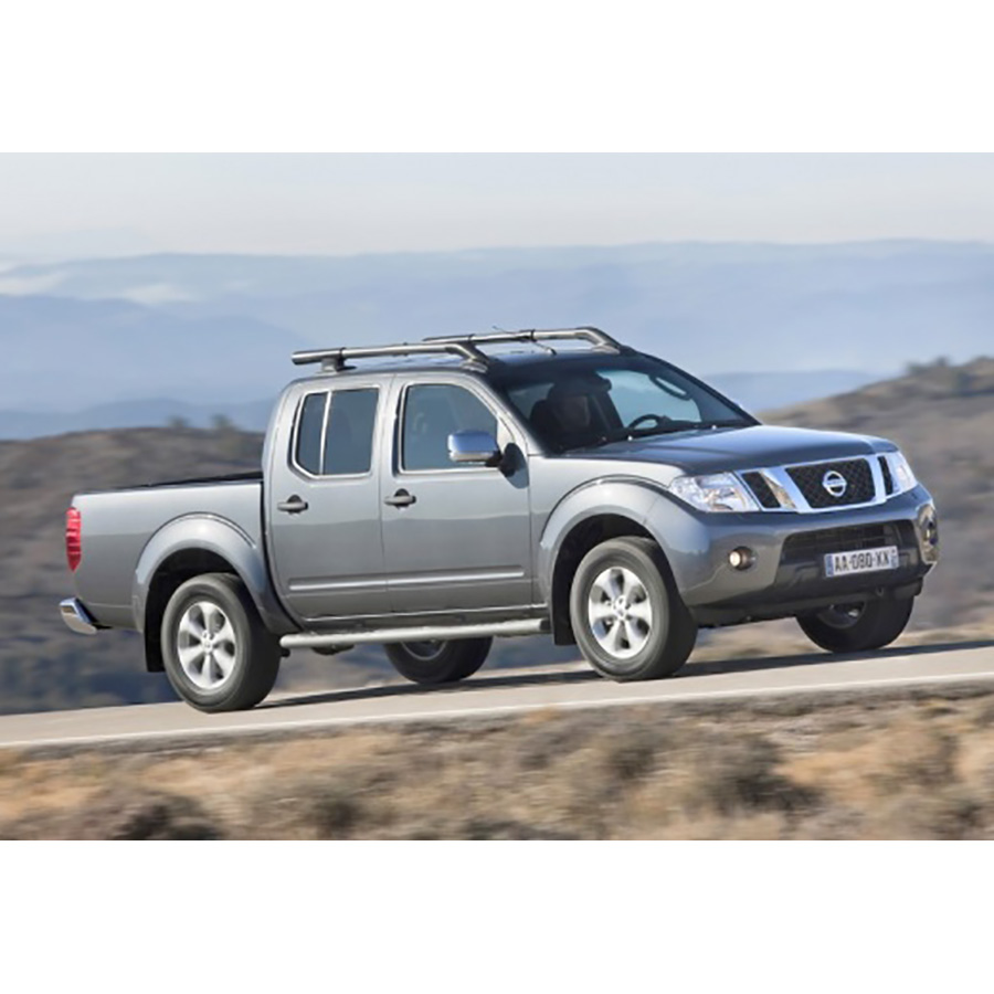 test nissan navara 2 5 dci 190 euro 5 comparatif suv. Black Bedroom Furniture Sets. Home Design Ideas