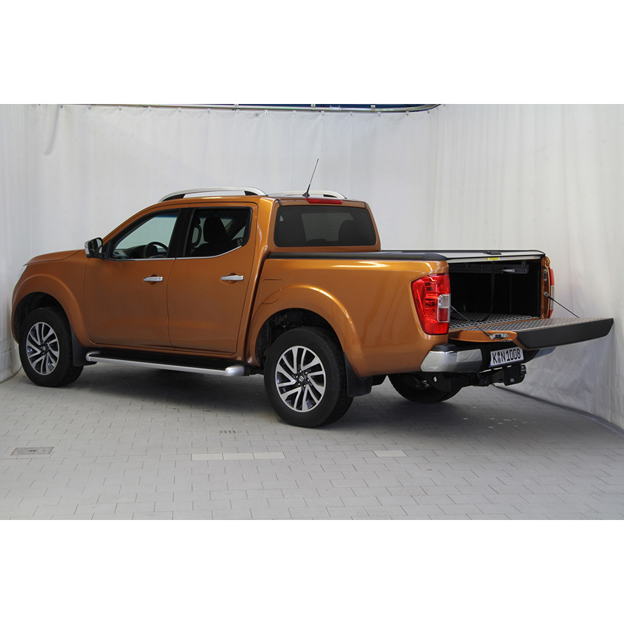 Nissan NP300 Navara 2.3 dCi Double Cab N-Connecta -