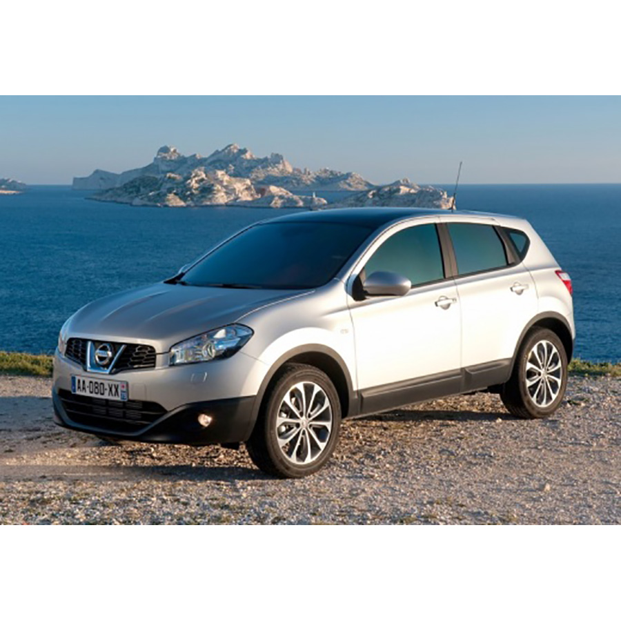 test nissan qashqai 1 6 dci 130 stop start comparatif. Black Bedroom Furniture Sets. Home Design Ideas