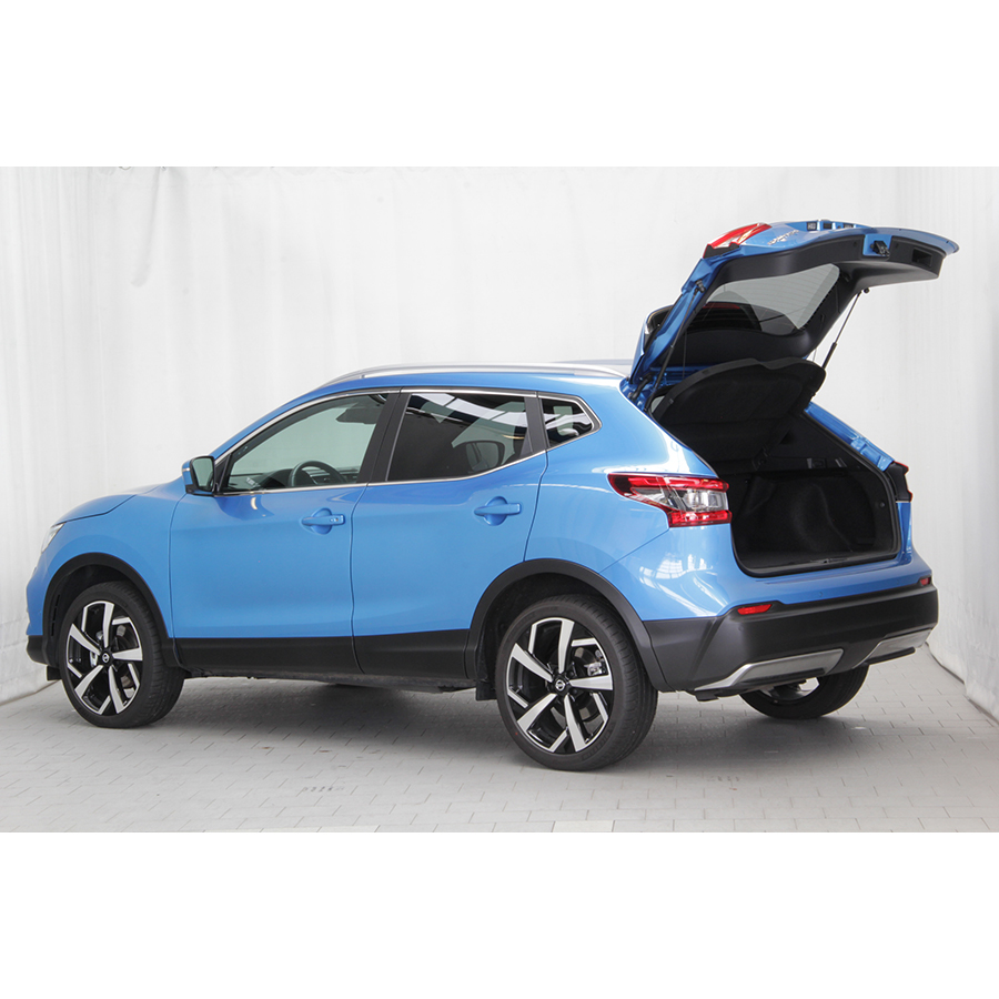 test nissan qashqai 1 6 dci 130 comparatif suv 4x4 crossover ufc que choisir. Black Bedroom Furniture Sets. Home Design Ideas