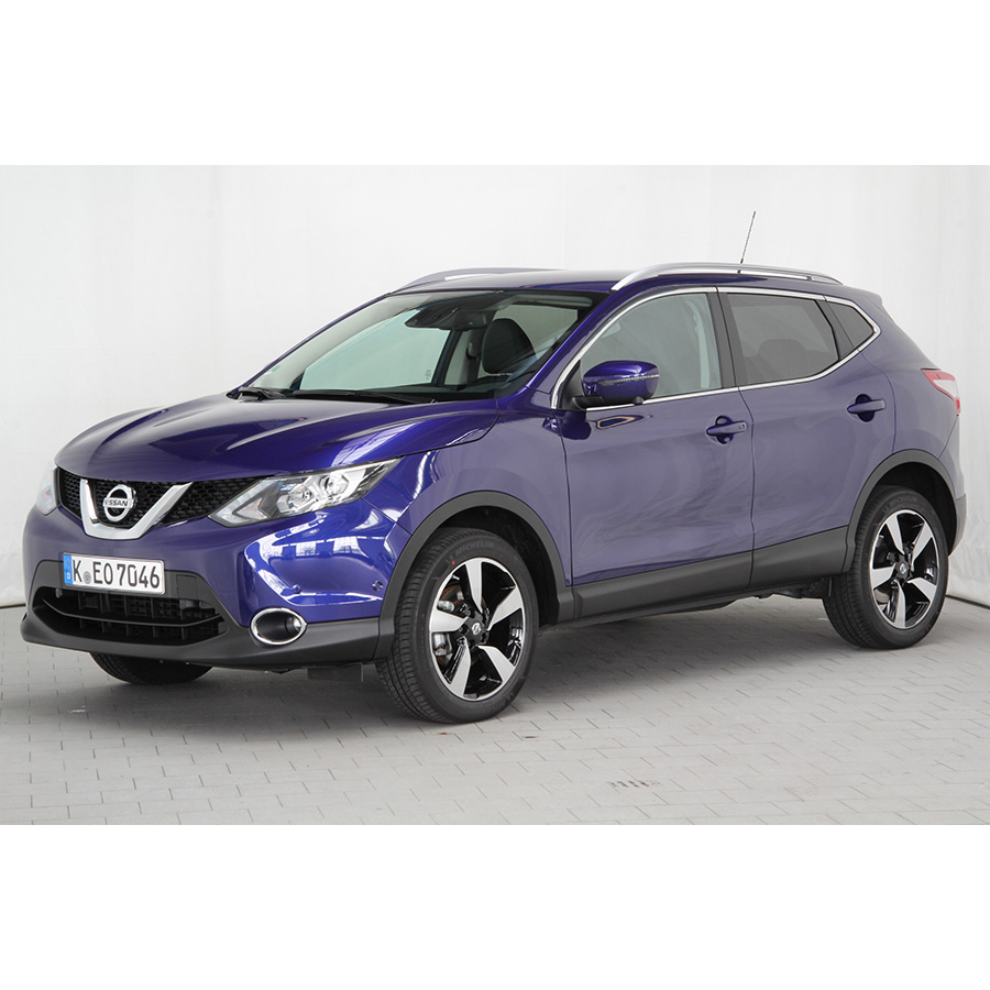 test nissan qashqai 1 6 dig t 163 comparatif suv 4x4 crossover ufc que choisir. Black Bedroom Furniture Sets. Home Design Ideas