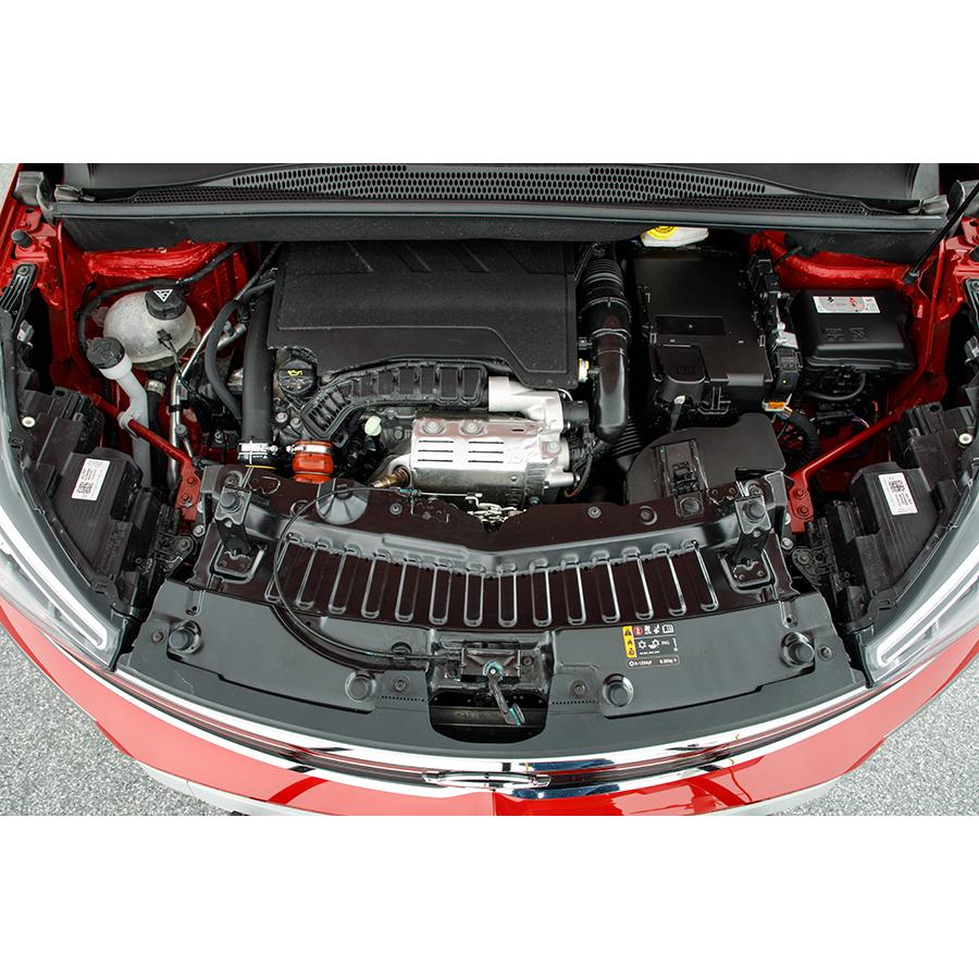 Opel Crossland 1.2 Turbo 110 ch BVM6 -