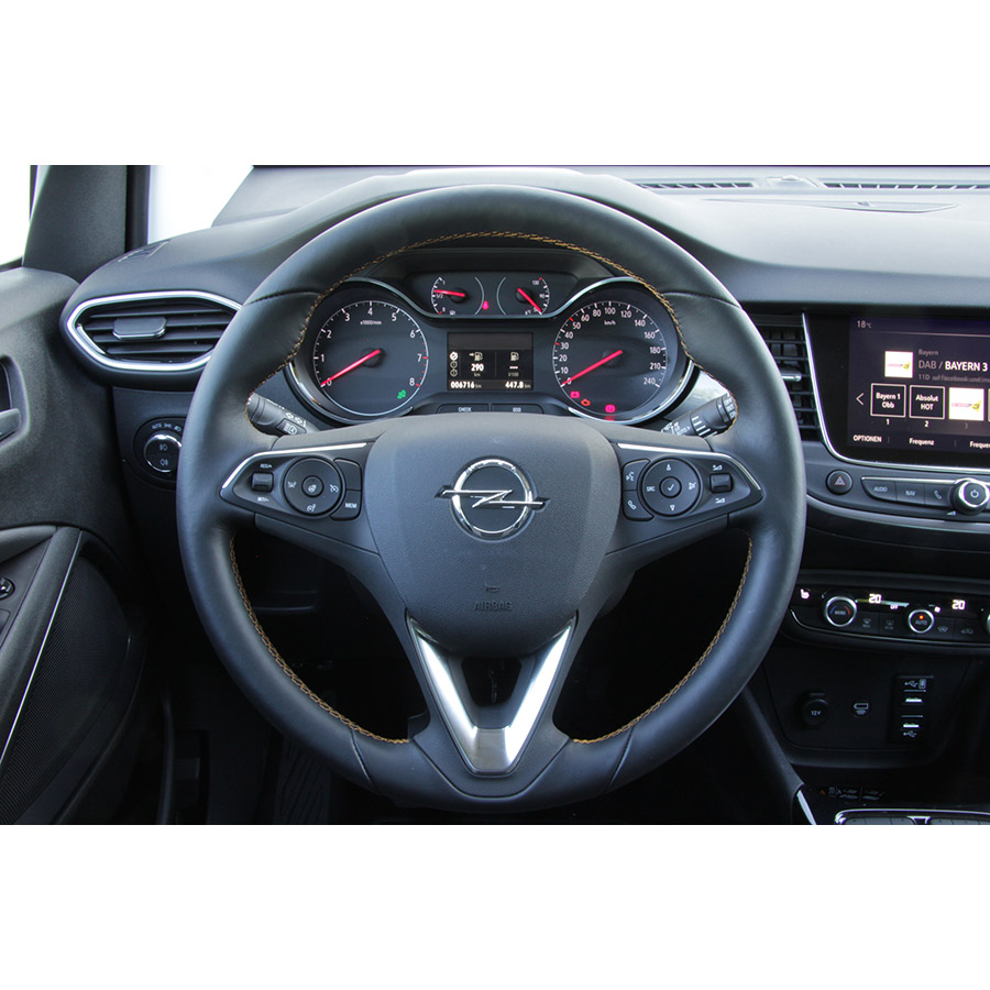 Opel Crossland X 1.2 Turbo 130 ch Innovation -