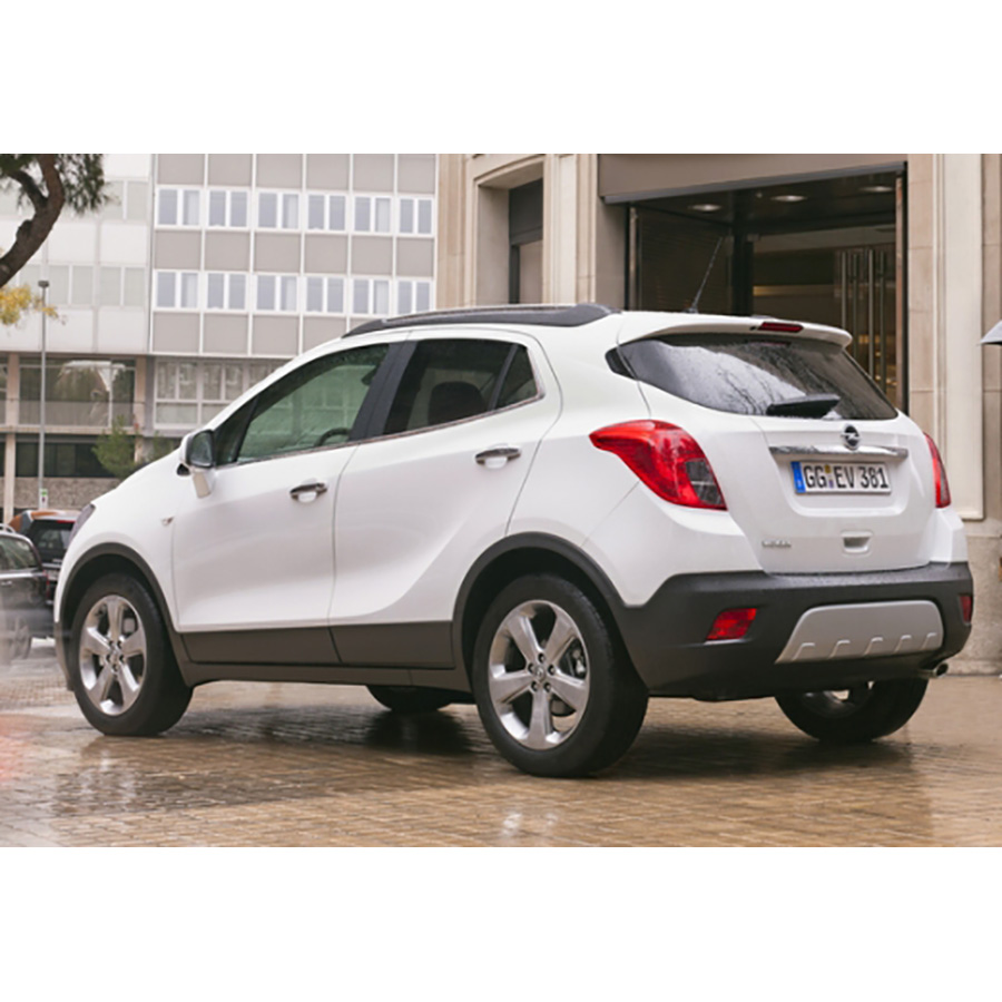 test opel mokka 1 4 turbo 140 4x4 start stop comparatif. Black Bedroom Furniture Sets. Home Design Ideas