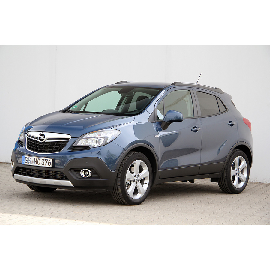 test opel mokka 1 6 cdti 136 ch 4x2 ecoflex start stop. Black Bedroom Furniture Sets. Home Design Ideas