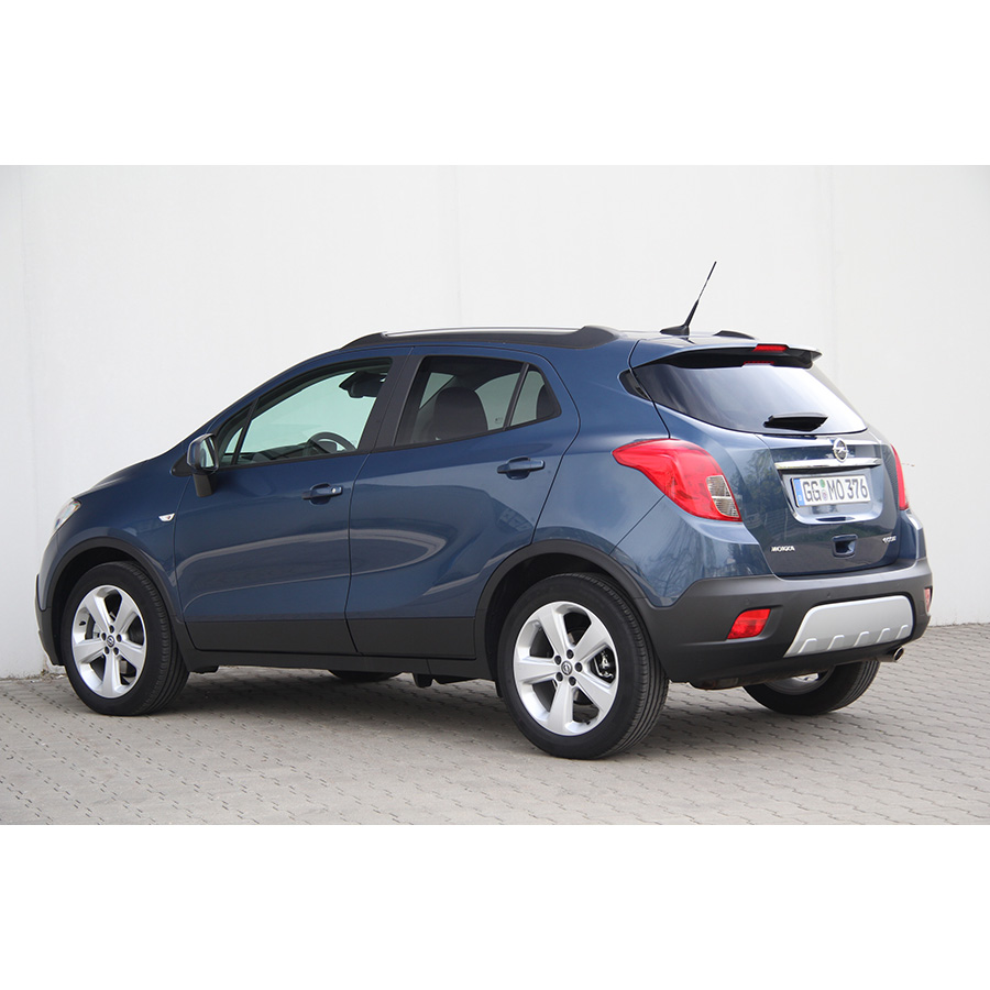 test opel mokka 1 6 cdti 136 ch 4x2 ecoflex start stop comparatif suv 4x4 crossover ufc. Black Bedroom Furniture Sets. Home Design Ideas