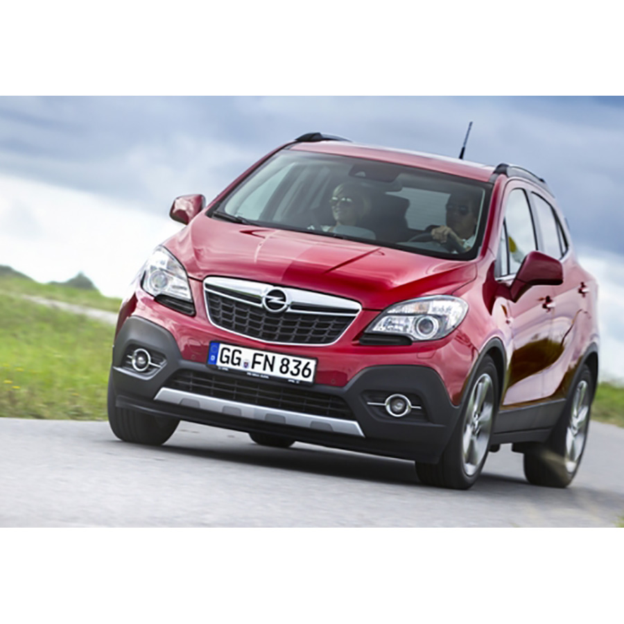 test opel mokka 1 7 cdti 130 4x2 ecoflex start stop. Black Bedroom Furniture Sets. Home Design Ideas